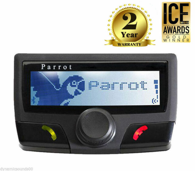 Parrot CK3100 LCD Bluetooth Handsfree In Car / Van Kit for Mobile Phones