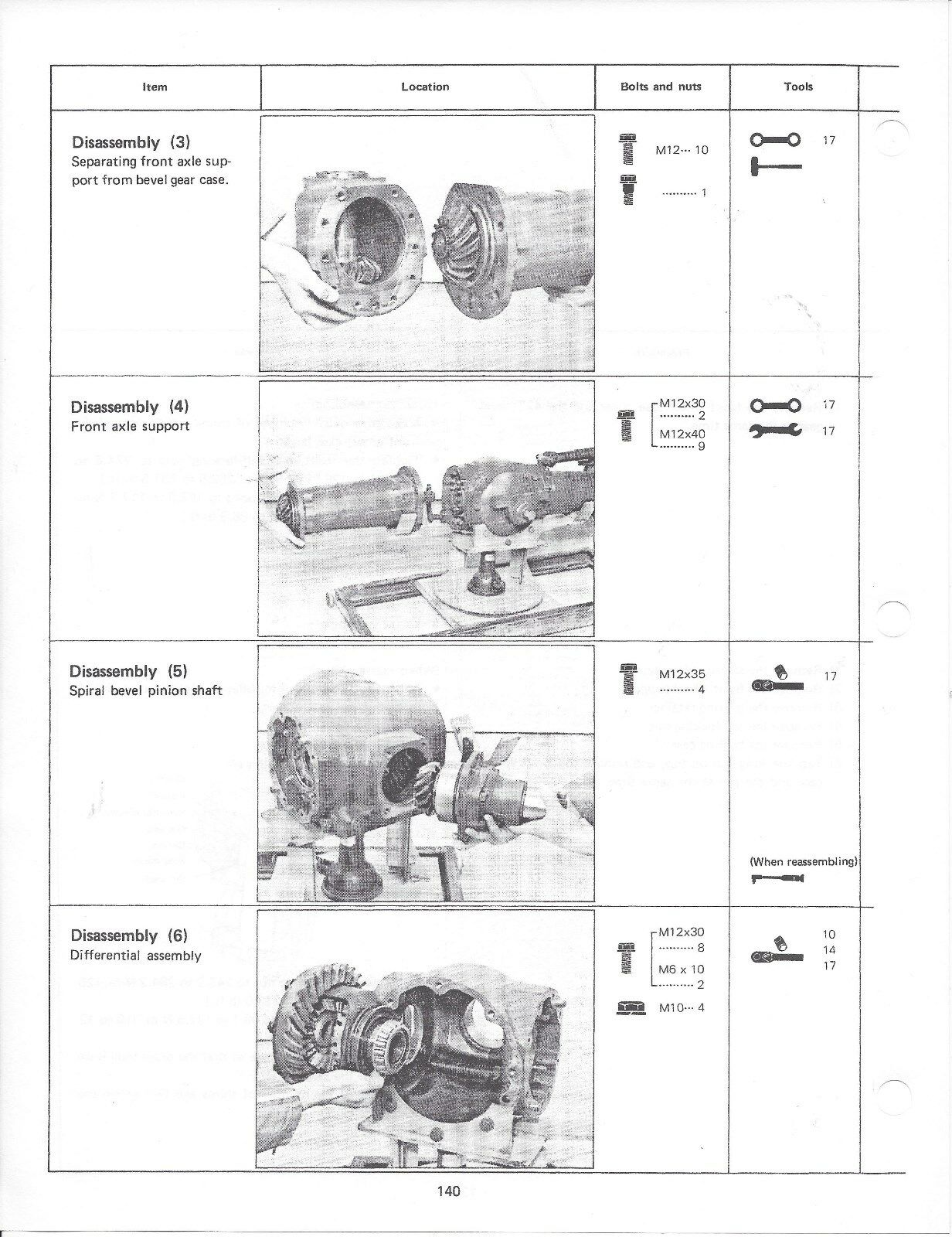 Kubota Tractor M4500 Wiring Diagrams Detailed Schematic Radio Diagram M 4000 4500 5500 6500 7500 Dt Workshop Brakes