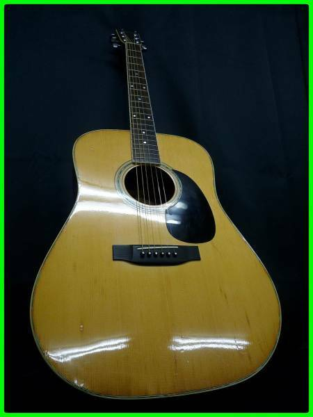 Morris Acoustic Guitar W-25 Made in Japan JAPAN rare useful EMS F/S