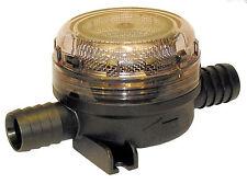 "Water strainer for bilge pumps 3/4""hose connections  BPG19A"