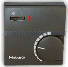 WEBASTO heater Thermostat for room temperature control - 12v or 24v | 1320415A