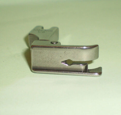 """INDUSTRIAL SEWING MACHINE 1//8/"""" HINGED RIGHT GUIDE FOOT BROTHER JUKI CONSEW SP-18"""