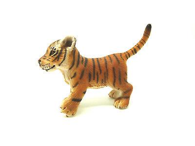 Apprehensive 398 Schleich 14319 Tigre Bebé Animales Top Depredador Ture 100% Guarantee Animals & Dinosaurs