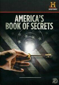 America-039-s-libro-de-secretos-temporada-1-DVD-Conjunto-de-3-Discos-Serie-One-region-4-Aus