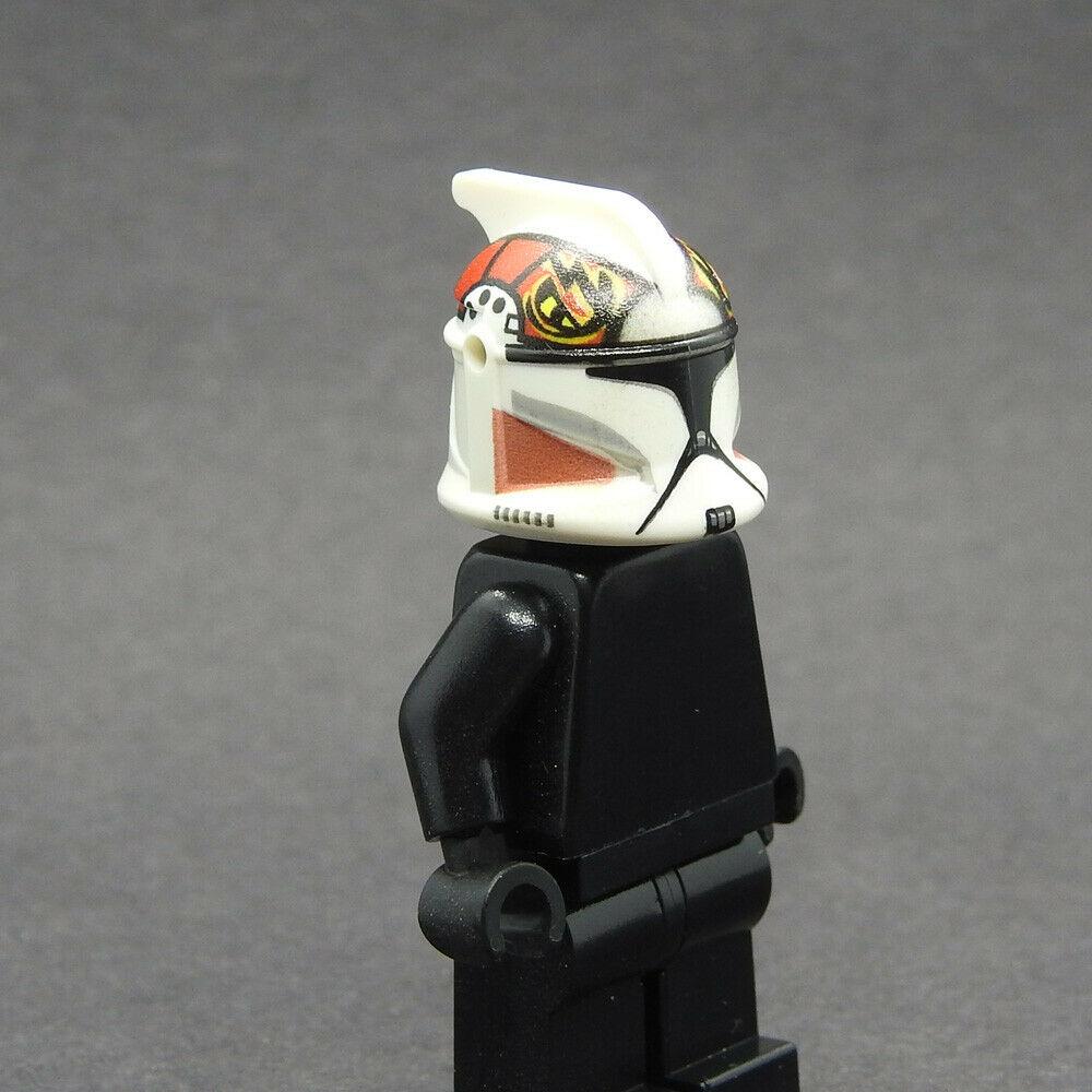 LEGO Star Wars Grey Visor and Rangefinder for Clone Trooper