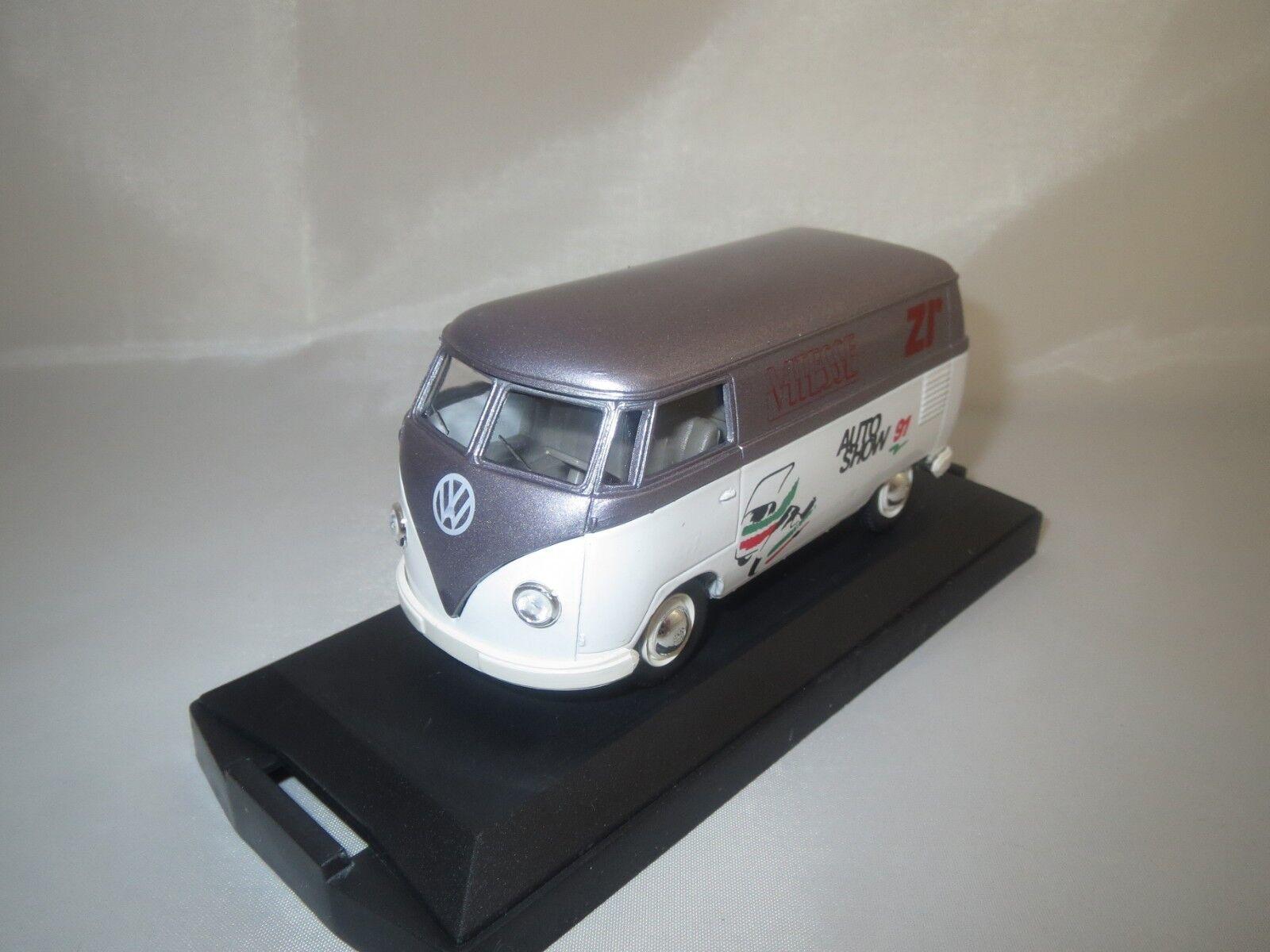 VITESSE VOLKSWAGEN camionnette (Auto Show' 91) 1 43 DANS neuf dans sa boîte