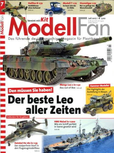 Modellfan - Ausgabe 7/2017