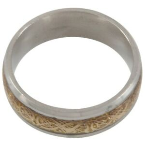 Drachenschuppe-Drachen-Muster-schraeg-Kanten-keltisch-Ringe-Schmuck-Hochzeits-SC