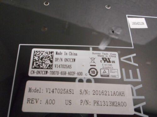 CLIP FOR DELL E5550 3510 7510 P//N N7CXW MODEL V147025AS1 SINGLE KEY HIAA 1