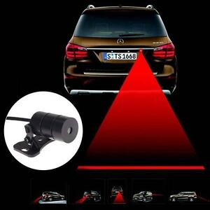 Car-Cool-Pattern-Anti-Collision-End-Rear-Tail-Fog-Driving-Laser-Caution-Light-TL