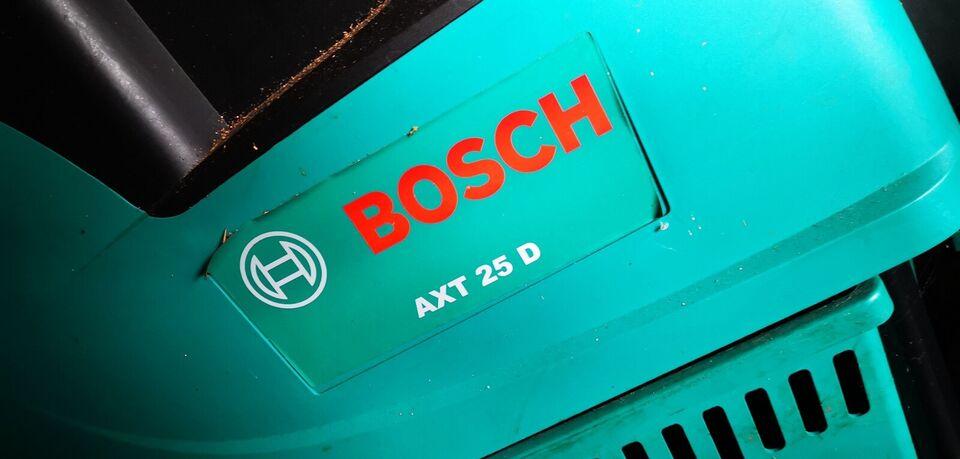 Flishugger, Bosch