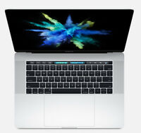 Apple Macbook Pro Mlw72ll/a 15.4 Inch 256gb I7 With Touch Bar - Silver