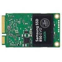 Samsung 850 Evo 500gb Ssd 2-inch Msata Solid State Drive Mz-m5e500bw