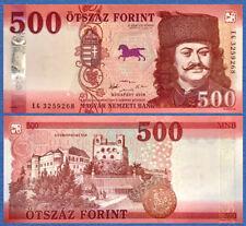 UNGARN / HUNGARY 500 Forint 2018 UNC  P.NEW