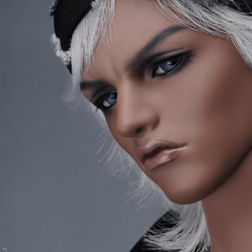 DOLLMORE BJD Glamor Model Doll - Suntan Mettaa - LE20(Make-Up)