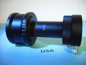 Olympus-BH2-to-0-5x-lens-4-Sony-ICLE-or-NEX-Cameras-with-E-Mount-amp-APS-C-sensor