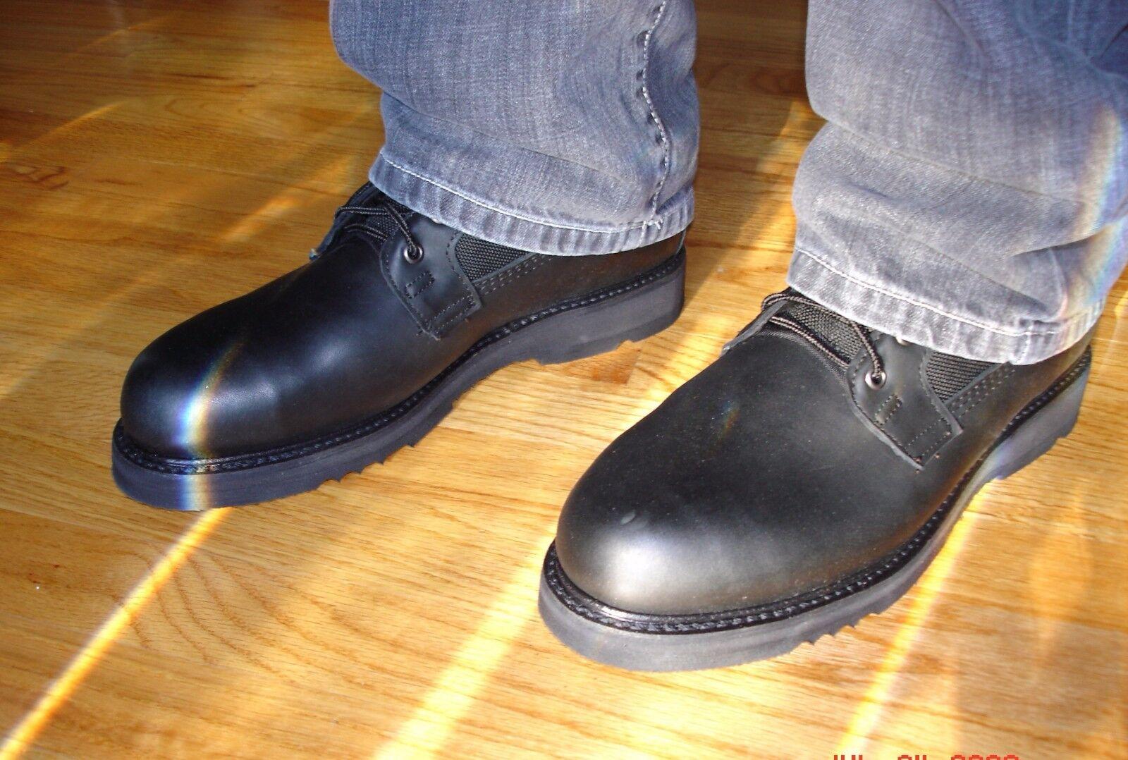 Men's WORK Boot / Shoe Matterhorn Leather GORE-TEX ~ Waterproof - Breathable USA