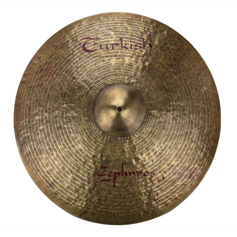 TURKISH CYMBALS cymbale  Zephyros Jazz 20  Ride 2268g