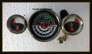 JD TRACTOR TACHOMETER Fuel GAUGE SET 1010 2010 replacement /…