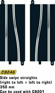 Scalextric-C8246-Track-Side-Swipe-Straight-13-75-inches