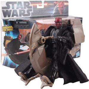 Star-Wars-Darth-Maul-With-Sith-Speeder-PVC-Action-Figure-Collectible-Model-Toy