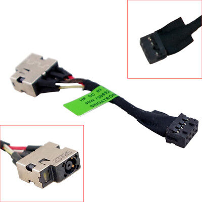 For Dc Power Jack Harness Cable For Hp Pavilion 15-ac185nr 15-ac120nr 15-ac020nr