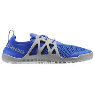 081da8460f2 Image is loading Reebok-BS9887-Men-Aqua-TR-Swim-Sandals-blue-