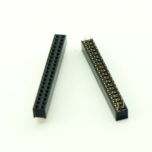 20x 2x8 16 Pins 2.54mm Double Row Female Straight Headers Pitch Socket strip DH