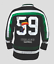 Guinness-Toucan-Black-amp-Green-Embroidered-Men-039-s-Hockey-Jersey-Irish-Ireland-New