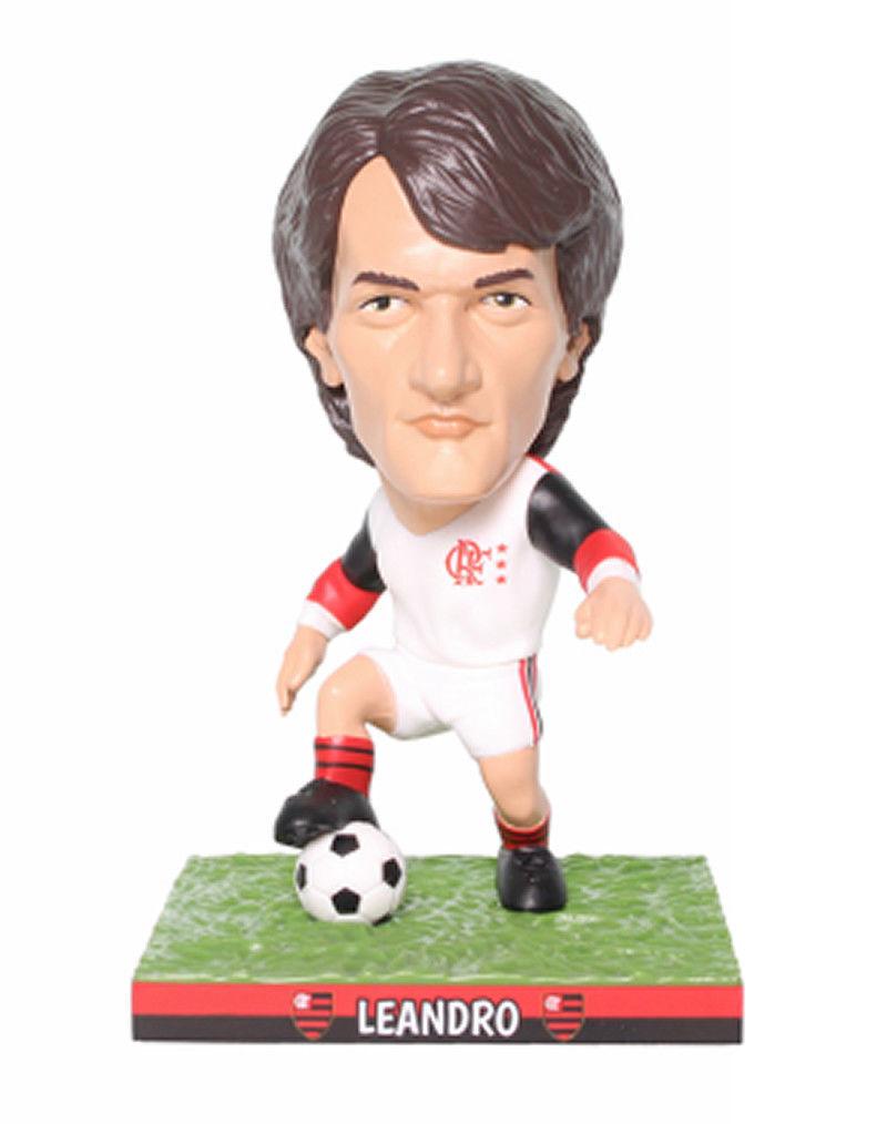 Mini-idolos futebol LEANDRO figurine  12cm