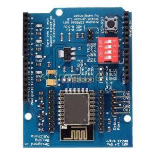 ESP8266-ESP-12E-UART-WIFI-Wireless-Shield-TTL-Converter-for-UNO-R3-Mega-Arduino