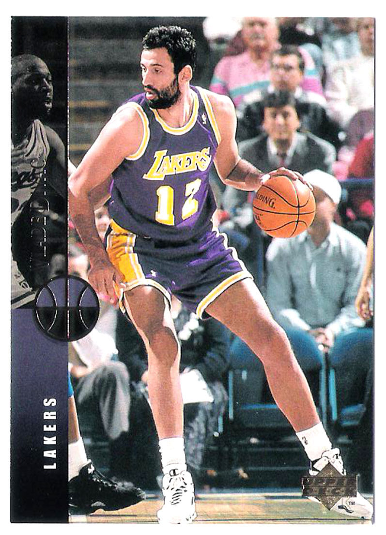 Details about Vlade Divac 1994 Upper Deck LA Lakers insert Basketball Card  no.135 55f1a84da