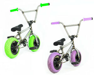 MINI-BMX-MINI-ROCKER-Trick-Bike-Dirt-Monkey-Bike-Stunt-Bike-3-Piece-Cranks