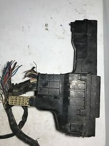 toyota sienna engine fuse box 97 01 toyota sienna relay fuse box under hood engine  relay fuse box under hood engine