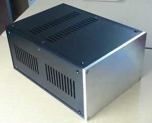 DYT-1-Full-Aluminum-Enclosure-preamp-case-Power-amp-box-PSU-chassis