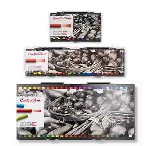 Conte a Paris Soft Pastel Sets - 10, 20 ou 50 ronde pastel sets  </span>