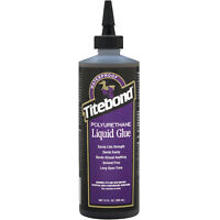 Titebond Polyurethane Glue, 12oz.
