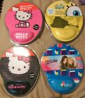 Hello Kitty Mouse Pad Black, Red or pink, SpongeBob, iCarly.Wrist Rest. ON SALE