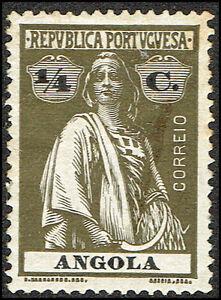 """Scott # 118 - 1914 - """"ceres"""", Nom & Valeur En Noir, Crayeux Papier-afficher Le Titre D'origine"""