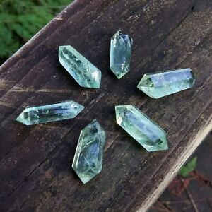 NATURAL-PRASIOLITE-GREEN-QUARTZ-CRYSTAL-DOUBLE-TERMINATED-HEALING-GEMSTONE