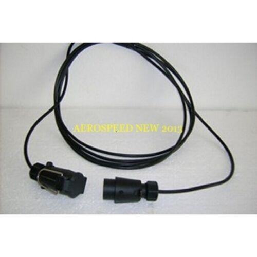 Rallonge électrique 12 volts longueur 5 mètres pour remorque