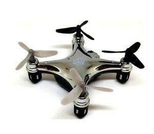 2019 Nouveau Style Propel Micro Drone Atom 1.0 Wireless Quadrocopter Avec 3 Réglages De Vitesse, Rouge-afficher Le Titre D'origine Finement Traité