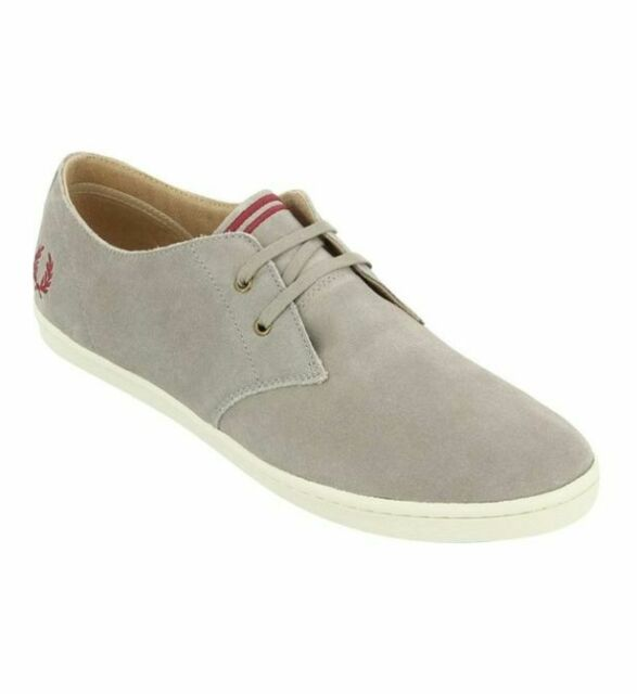 Fred Perry B7401 266 Byron Low Suede