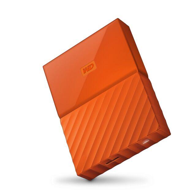 Western Digital WDBYFT0040BOR-WESN 4tb My Passport Portable (wdbyft0040borwesn)