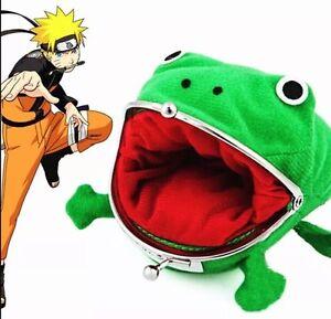 image is loading naruto christmas gama chan green frog toad coin - Naruto Christmas