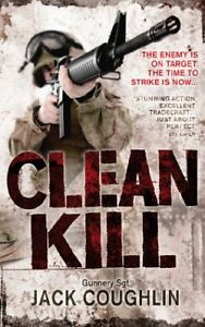 Clean-Kill-Gunnery-Sergeant-Kyle-Swanson-Series-By-Jack-Coughlin