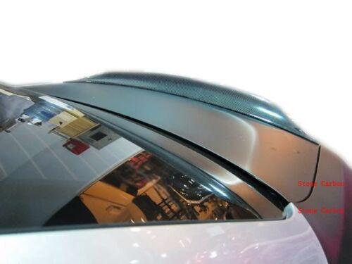 Carbon Fiber Trunk Spoiler Wing Fit For 08-10 Lancer EVO X 10