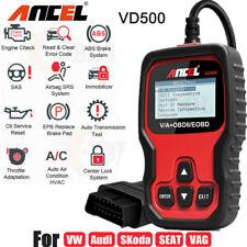 Ancel Vd500 Obd2 Scanner Full System Airbag Abs Epb Oil For Vag Vw Audi Skoda