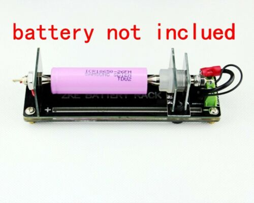 High precision Four Wire Battery Holder Battery Resistance capacity Test