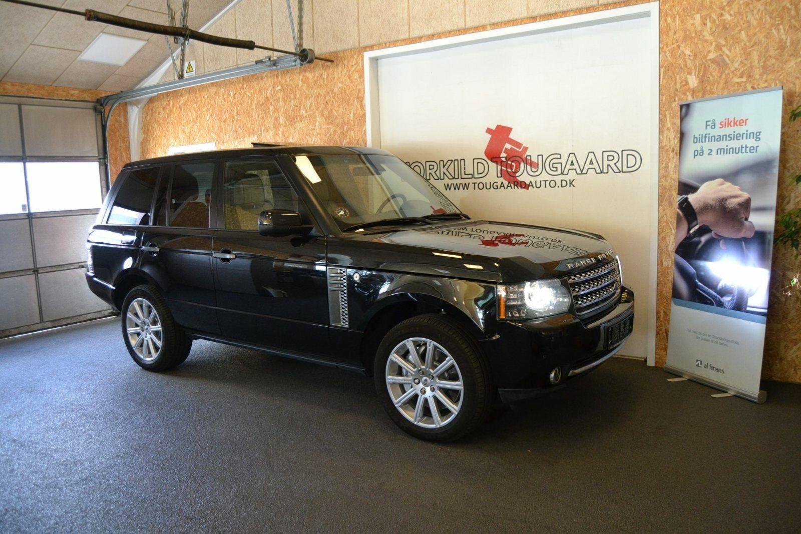 Land Rover Range Rover 4,4 TDV8 Vogue aut. 5d - 439.800 kr.